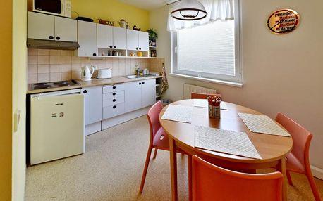 Špindlerův Mlýn, 3-8 dní pro 4 osoby v apartmánu s výhledem na Krkonoše + Špindl Card