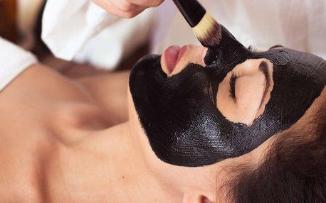 Korejská pleťová maska a balíček na ošetření pleti na černé tečky a akné