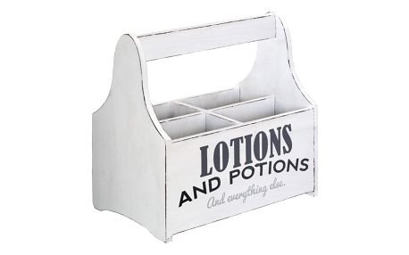 Přenoska Premier Housewares Lotions
