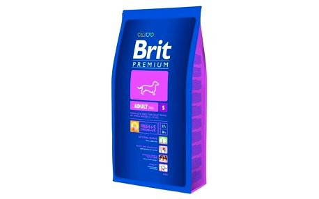 Brit Premium Dog Adult S 8 kg