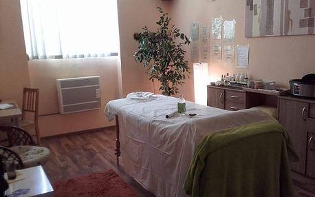 Reflexní masáž plosek