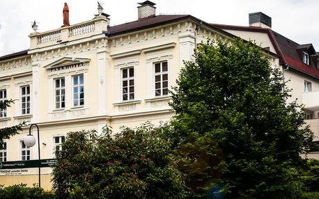 Relaxace v Novém Boru: wellness a dobré jídlo