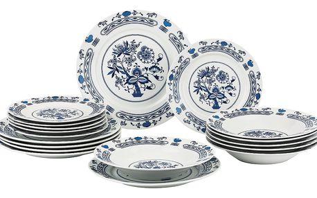Banquet Onion 18dílna sada talířů