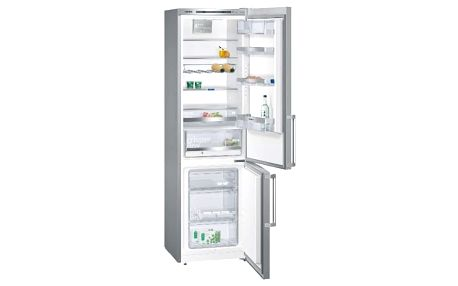 Kombinace chladničky s mrazničkou Siemens KG39EAL43 Inoxlook