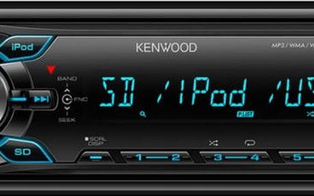 Kenwood KMM-361SD