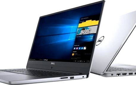 Dell Inspiron 15 (7560), šedá - N-7560-N2-511S