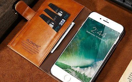 2v1 peněženka a odnímatelné pouzdro na iPhone 7