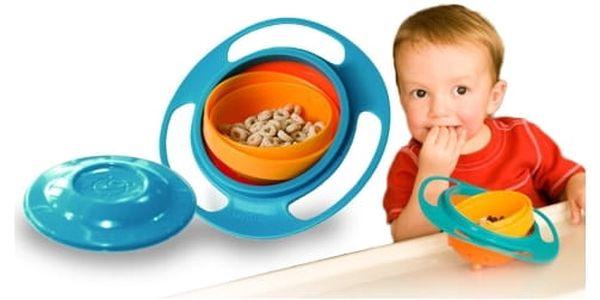 Kouzelná miska pro děti - Gyro Bowl2