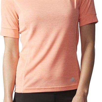 Dámské běžecké tričko adidas SN S-S W M