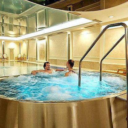 3–5denní wellness pobyt pro 2 s plnou penzí ve Varech v Parkhotelu Richmond**** Superior
