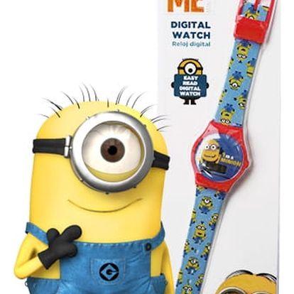 Digitální hodinky Mimoni - 1 in a Minion