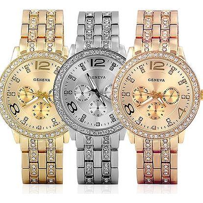 Geneva Luxusní dámské hodinky