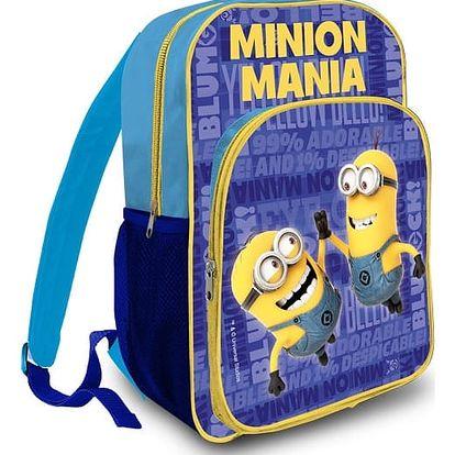 Školní batoh s motivem Mimoni