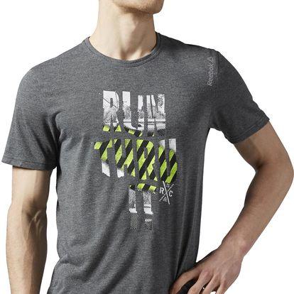 Pánské běžecké tričko Reebok Running Essentials SS Tee L