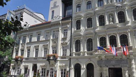Pobyt v centru Budapešti v luxusním hotelu President Exclusive Boutique****