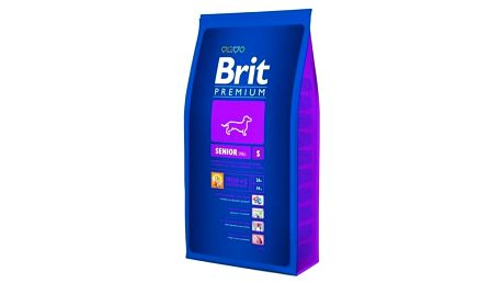 Granule Brit Premium Dog Senior S 8 kg