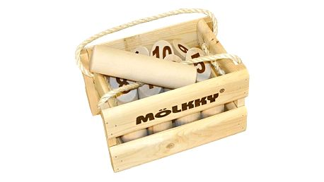 Dřevěné kuželky ALBI Mölkky