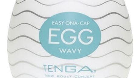 Tenga Egg erotický pomocník - Wavy