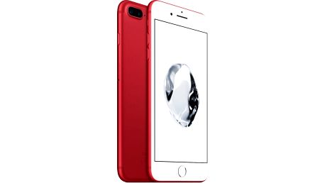 Apple iPhone 7 Plus (PRODUCT)RED 128GB, červená - MPQW2CN/A