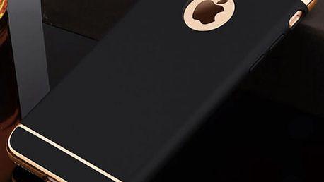 Luxusní pevný kryt pro různé typy iPhonu - 5 barev