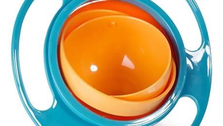 Kouzelná miska pro děti s rotací až 360 °
