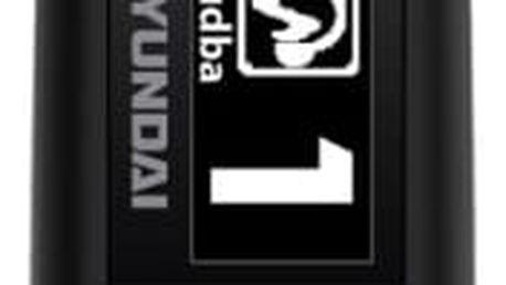 MP3 přehrávač Hyundai MP 366 GB8 FM B černý