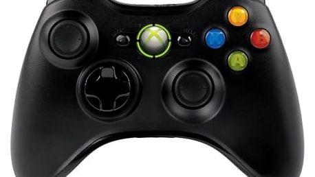Gamepad Microsoft Wireless Controller (NSF-00002) černý