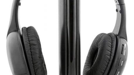 Bezdrátová sluchátka 5 v 1