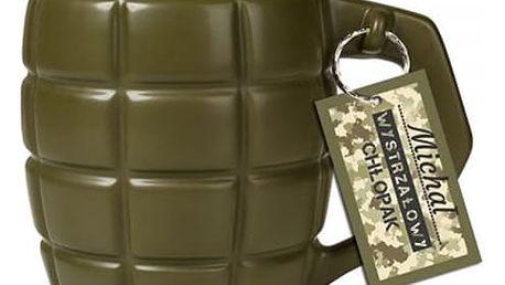 FROSTER Army hrnek ve tvaru granátu