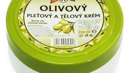 PALACIO pleťový a tělový krém - olivový 200 ml