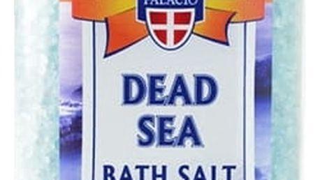 PALACIO sůl do koupele z Mrtvého moře 900 g