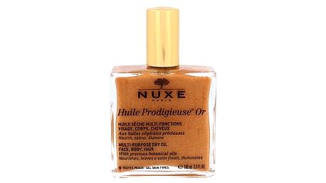 NUXE Huile Prodigieuse Or Multi Purpose Dry Oil Face, Body, Hair 100 ml tělový olej W
