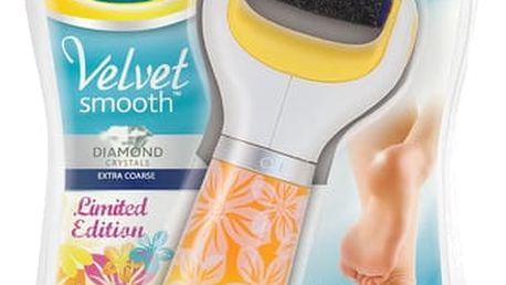 SCHOLL Velvet smooth diamond - elektrický pilník na chodidla
