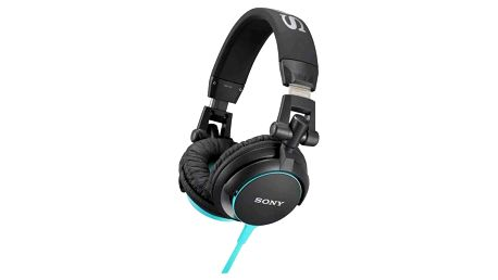 Sluchátka Sony MDRV55L.AE (MDRV55L.AE) modrá