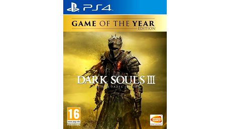 Dark Souls III: The Fire Fades Edition - GOTY (PS4) - 3391891993982