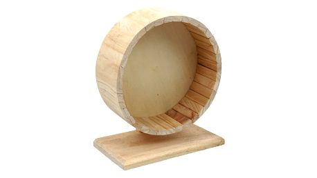 Kolotoč SMALL ANIMAL dřevěný 22 cm