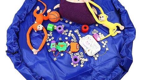 Praktický vak na hračky
