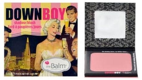 TheBalm DownBoy Shadow & Blush 9,9 g tvářenka pro ženy