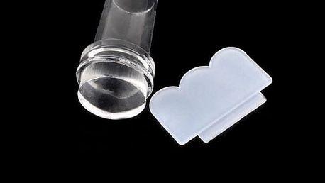 Set na razítkování nehtů