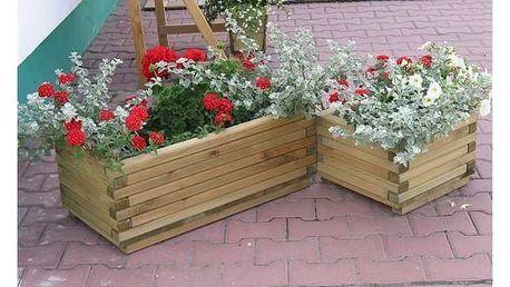 Květináč Rojaplast obdélník 60x30cm
