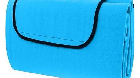 Pikniková deka Calter Stady modrá