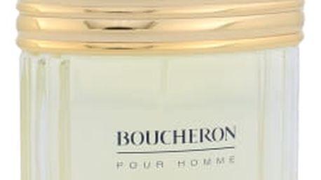 Boucheron Boucheron Pour Homme 100 ml toaletní voda pro muže