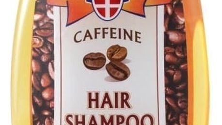 Vlasový šampon s kofeinem 500 ml