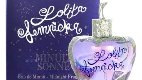 Lolita Lempicka Minuit Sonne 2014 100 ml eau de minuit tester pro ženy
