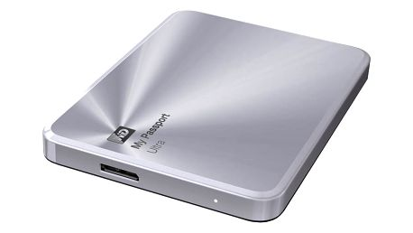 WD My Passport Ultra Metal - 1TB, stříbrná - WDBTYH0010BSL-EESN