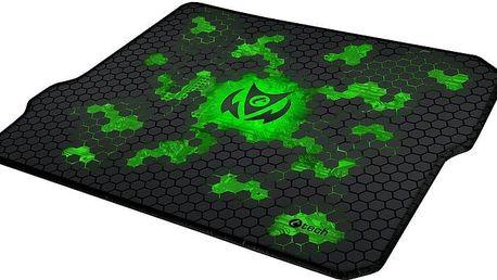 C-TECH Anthea Cyber, zelená, látková - GMP-01C-G