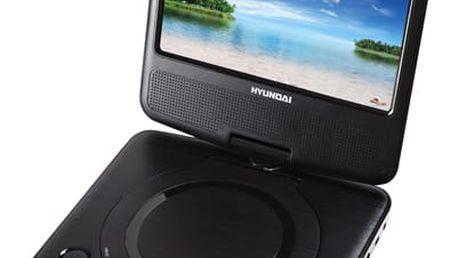 DVD přehrávač Hyundai PDP 711 SU černý
