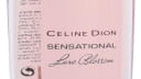 Céline Dion Sensational Luxe Blossom Deospray 75 ml deodorant pro ženy
