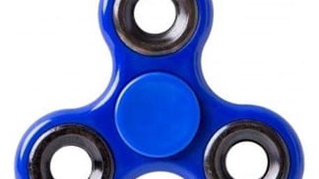 Antistresová hračka FIDGET SPINNER - modrá