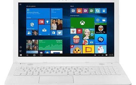 Notebook Asus R541SA-DM464T (R541SA-DM464T) bílý Software F-Secure SAFE 6 měsíců pro 3 zařízení (zdarma)Monitorovací software Pinya Guard - licence na 6 měsíců (zdarma) + Doprava zdarma
